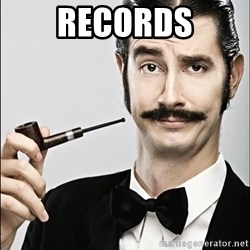 Rich Guy - records