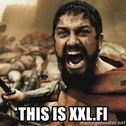 300 -  THIS IS XXL.FI