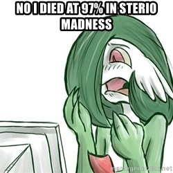 Pokemon Reaction - No i died at 97% in sterio madness