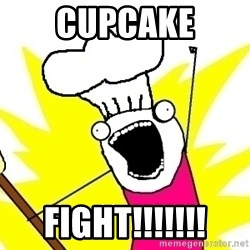 BAKE ALL OF THE THINGS! - Cupcake Fight!!!!!!!