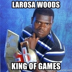 yugioh - Larosa Woods King of Games