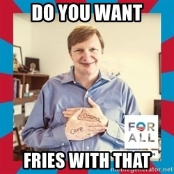 Jim Messina - do you want fries with that