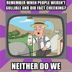 Pepperidge Farm Remembers FG - remember when people weren't gullible and did fact checking? neither do we
