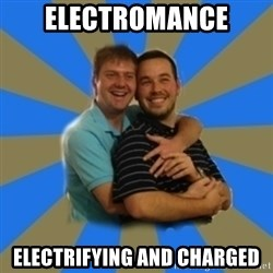 Stanimal - Electromance Electrifying and charged