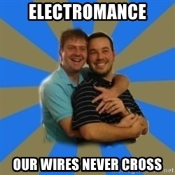 Stanimal - Electromance Our wires never cross