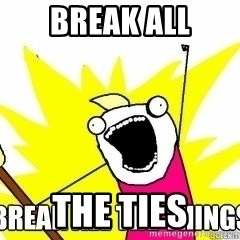Break All The Things - Break all the ties