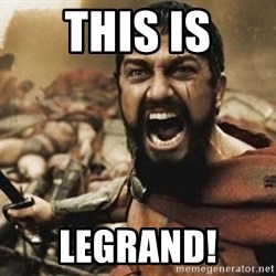 300 - this is legrand!