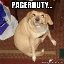 Oh You Dog - pagerduty...