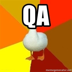 Technologically Impaired Duck - QA