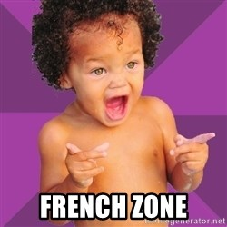 Baby $wag -  FRENCH ZONE