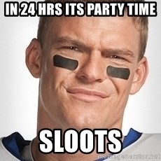 Thad Castle - In 24 hrs its party time Sloots
