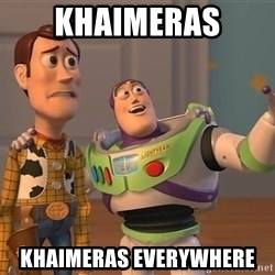 Anonymous, Anonymous Everywhere - Khaimeras Khaimeras Everywhere