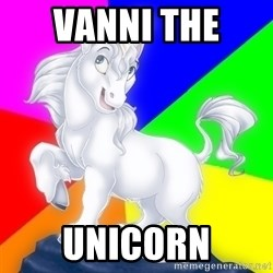 Gayy Unicorn - Vanni the  Unicorn