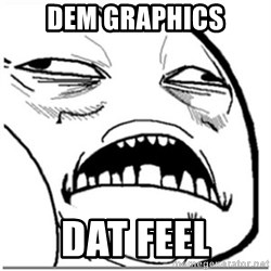 Sweet Jesus Face - Dem graphics dat feel