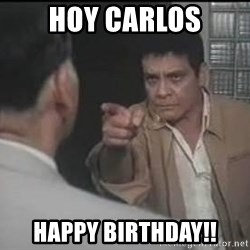 fernando poe jr - Hoy carlos Happy birthday!!