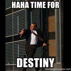 HAHA TIME FOR GUY - HAHA TIME FOR DESTINY