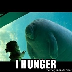 Overlord Manatee -  I HUNGER