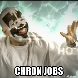 Insane Clown Posse -  Chron Jobs