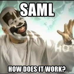 Insane Clown Posse - SAML how does it work?