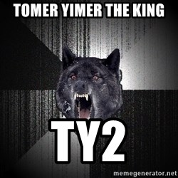 Insanity Wolf - tomer yimer the king ty2
