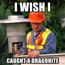 No One Ever Pays Me in Gum - I wish i Caught a dragonite