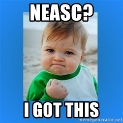 yes baby 2 - NEASC? I got this