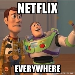 Anonymous, Anonymous Everywhere - NETFLIX EVERYWHERE