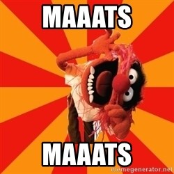 Animal Muppet - MAAATS MAAATS