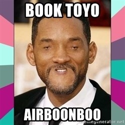 woll smoth - book toyo Airboonboo
