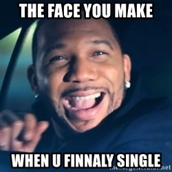 Black Guy From Friday - the face you make  when u finnaly single
