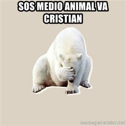 Bad RPer Polar Bear - sos medio animal va cristian