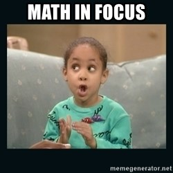 Raven Symone - Math in Focus