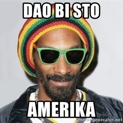 Snoop lion2 - Dao bi sto  Amerika