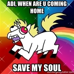 Lovely Derpy RP Unicorn - Adi, when are u coming home Save MY SOUL