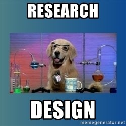 Chemistry Dog - Research Design