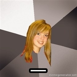 Musically Oblivious 8th Grader -  _