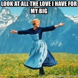 Sound Of Music Lady - look at all the love i have for my big