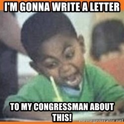 I FUCKING LOVE  - I'm gonna write a letter To my congressman about this!