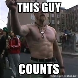 Techno Viking - this guy counts