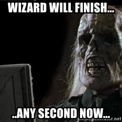 OP will surely deliver skeleton - Wizard will finish... ..any second now...