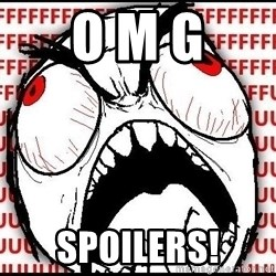Rage Face - O M G SPOILERS!