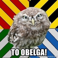 JEALOUS POTTEROMAN -  to obelga!
