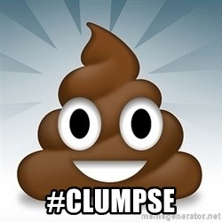 Facebook :poop: emoticon -  #CLUMPSE