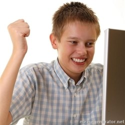 First Day on the internet kid -