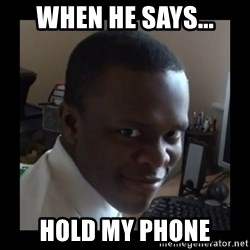 KSI RAPE  FACE - when he says... hold my phone
