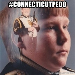 PTSD Clarinet Boy - #connecticutpedo