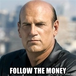Jesse Ventura -  Follow the money