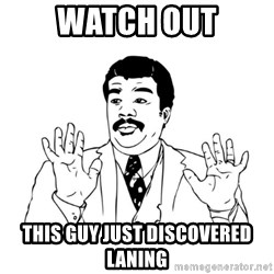 Badass Classy - watch out this guy just discovered laning
