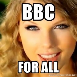 Taylor Swift - BBC for all