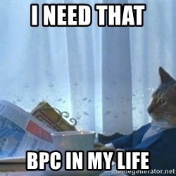 Sophisticated Cat - i need that  bpc in my life